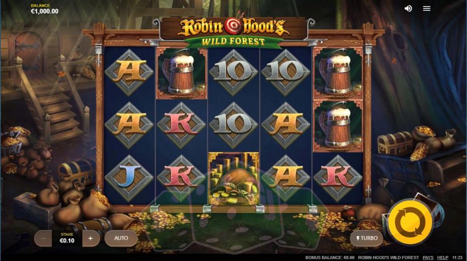Robin Hood's Wild Forest Titelbild