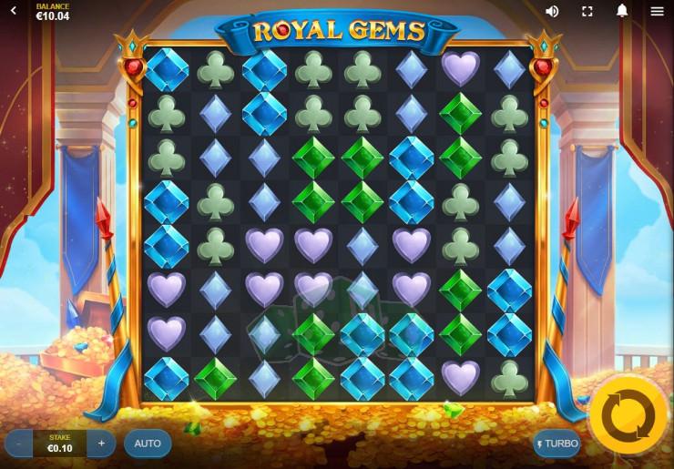 Royal Gems Titelbild