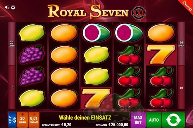 Royal Seven XXL Titelbild