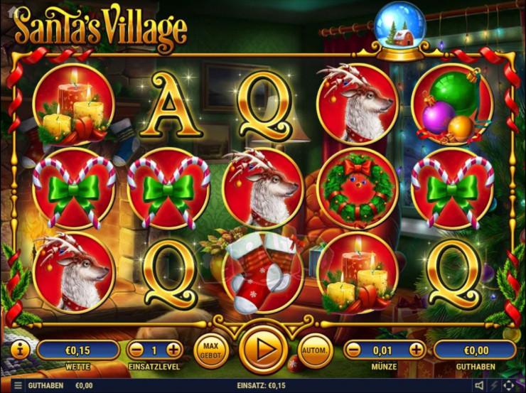 Santa's Village Titelbild