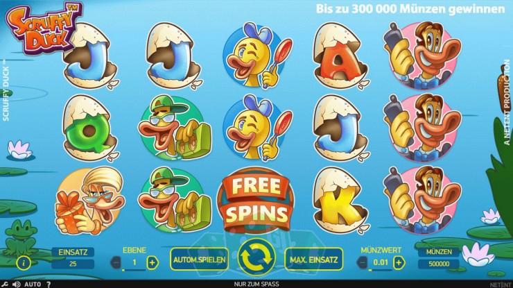 Scruffy Duck Titelbild