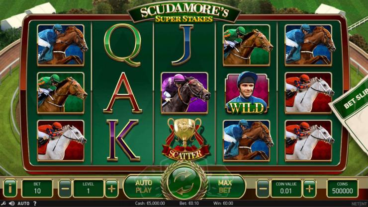 Scudamore's Super Stakes Titelbild