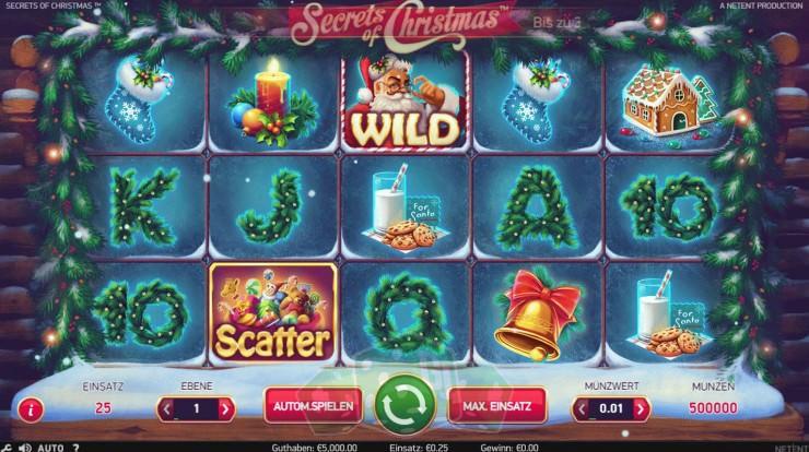 Secrets of Christmas Titelbild