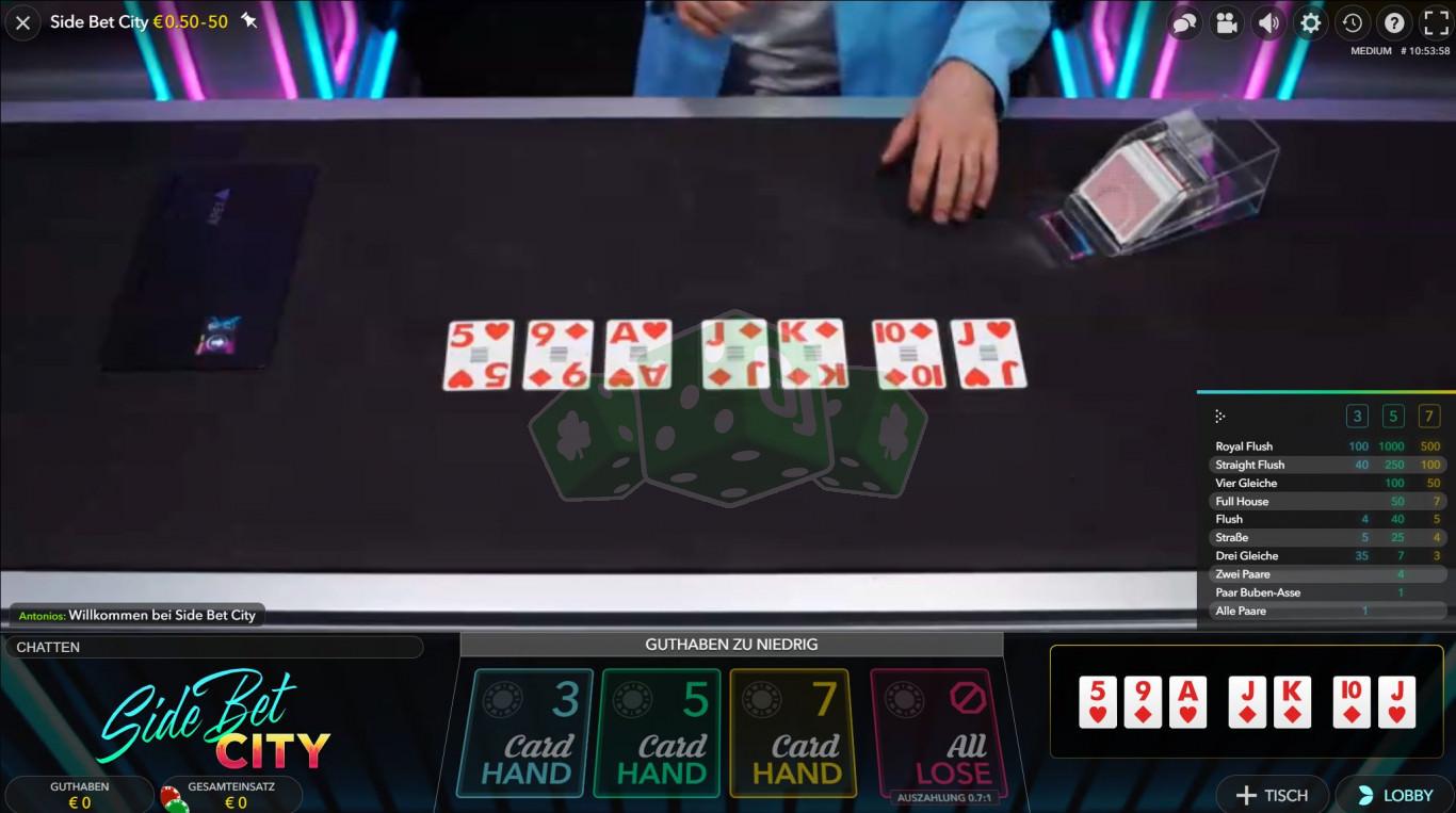 Poker Jetzt Spielen