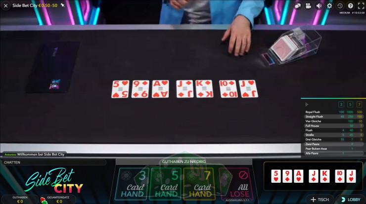 poker spielen einfach