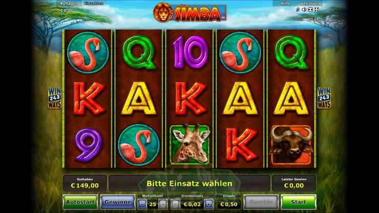 Simba Spiele Kostenlos
