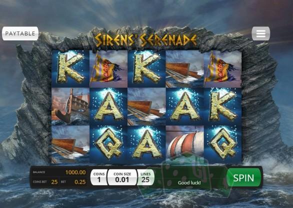 Sirens' Serenade Titelbild