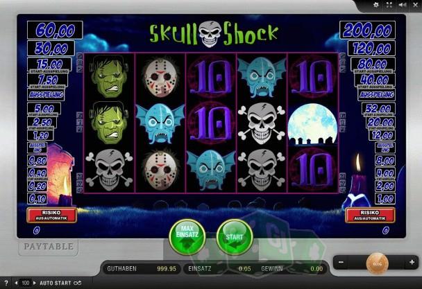 Skull Shock Titelbild