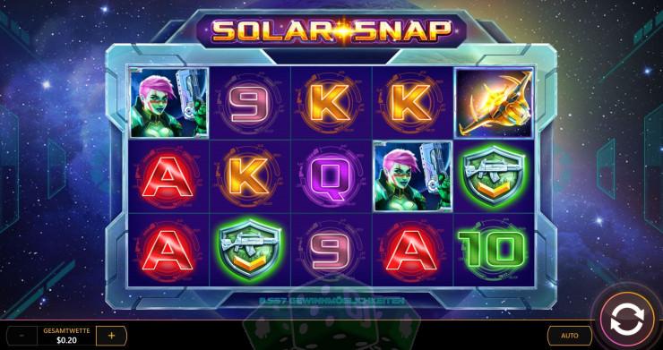 Solar Snap Titelbild