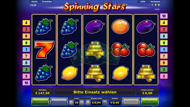 Stars Spiele
