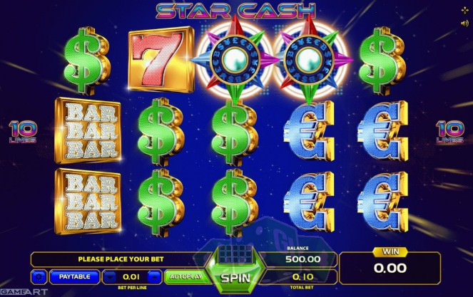Star Cash Titelbild