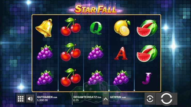 Star Fall Titelbild