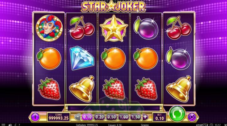 Star Joker Titelbild