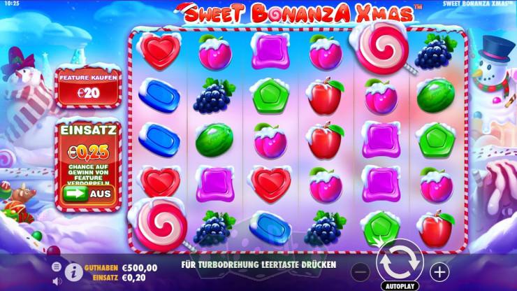 Sweet Bonanza Xmas Titelbild