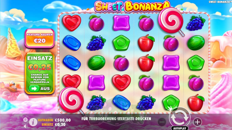 Sweet Bonanza Titelbild
