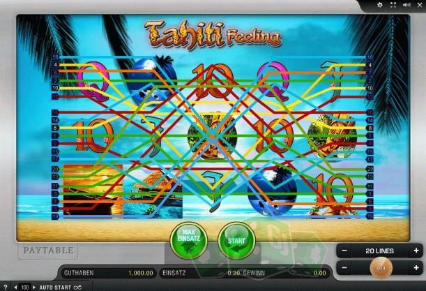 Tahiti Feeling Titelbild