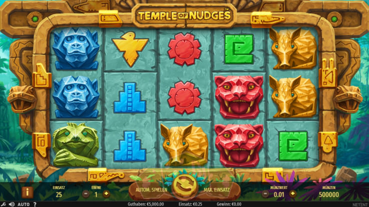 Temple of Nudges Titelbild