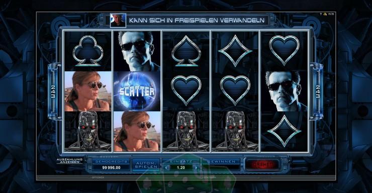 Terminator 2 Titelbild