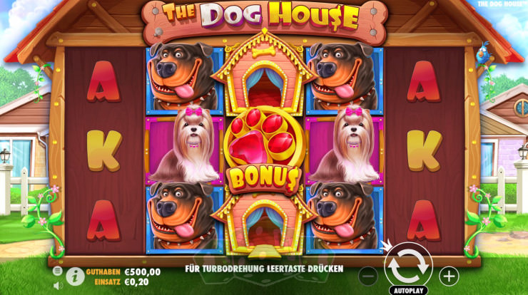 The Dog House Titelbild