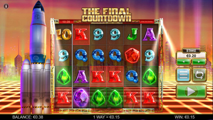 The Final Countdown Titelbild