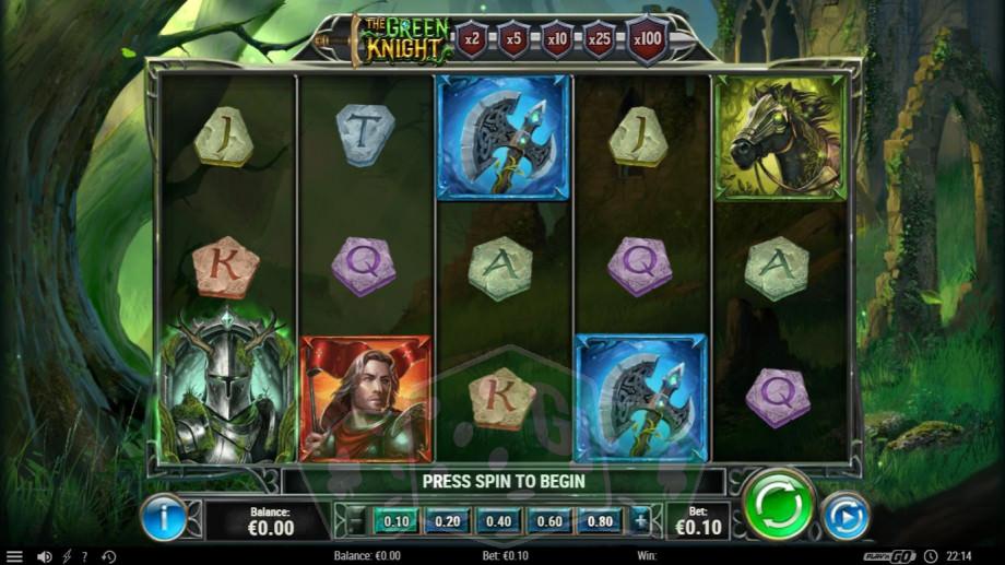 The Green Knight Titelbild
