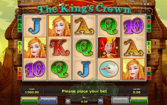 Spiele The KingS Crown - Video Slots Online