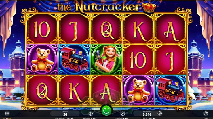 The Nutcracker Titelbild