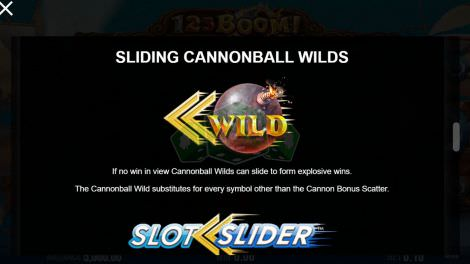 Cannonball Wilds
