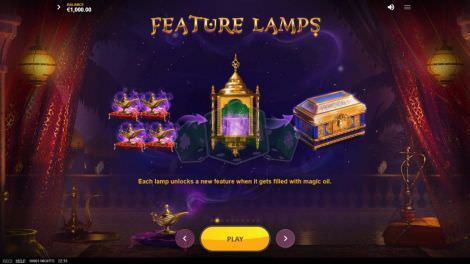 Feature Lamps