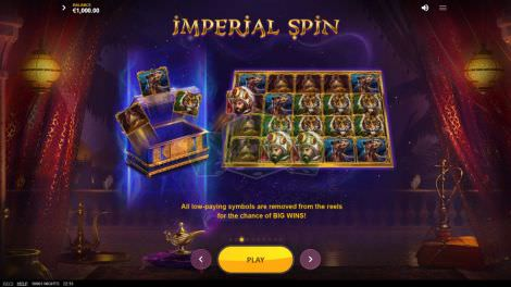 Imperial Spin