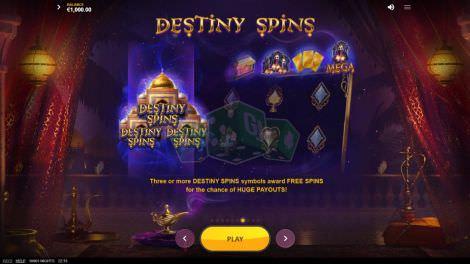 Destiny Spin