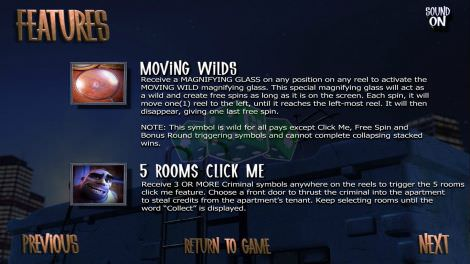 Moving Wilds & 5 Rooms Click Me