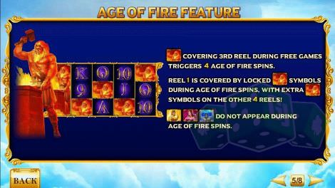 Age of Fire Feature