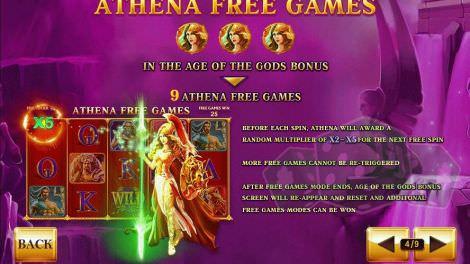 Athena Freispiele