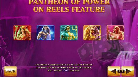Pantheon Feature