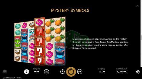 Mystery Symbols