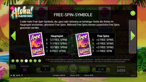 Free-Spin-Symbole