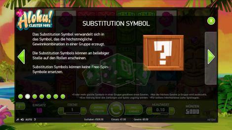 Substitution Symbol