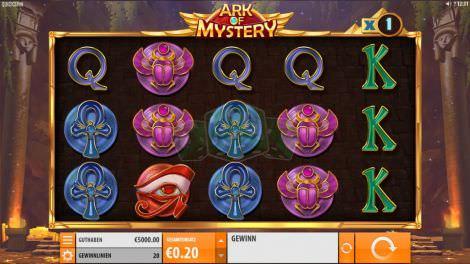 Ark Zu 2 Spielen