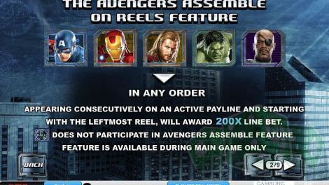 Avengers Reels Feature