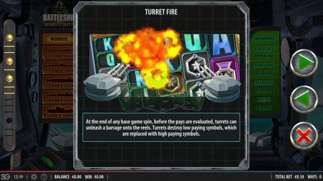 Turret Fire