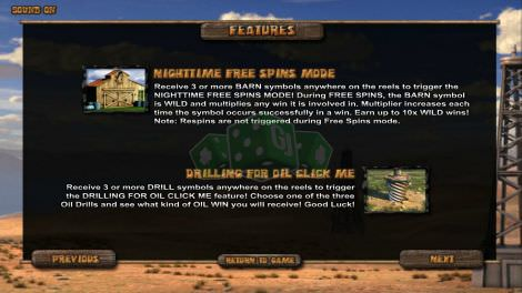 Nighttime Free Spins Mode & Drilling For Dil Click Me
