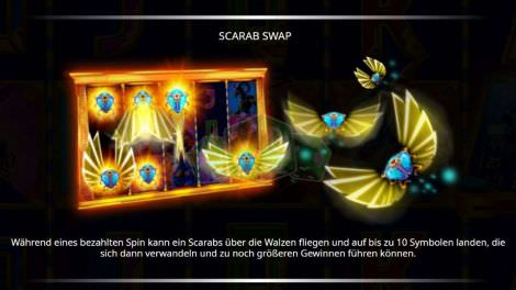 Das Scarab Swap Feature