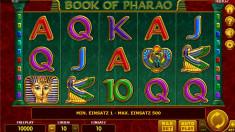 Book of Pharao Vorschaubild