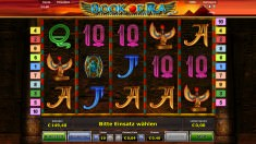 Bild zum Casino Spiel Book of Ra Deluxe