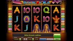 Bild zum Casino Spiel Book of Ra