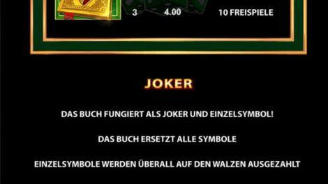 Scatter und Joker