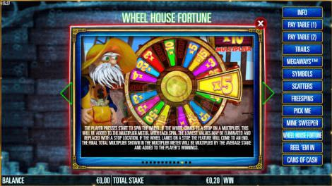 Wheel House Fortune