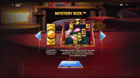 Mystery Rizk