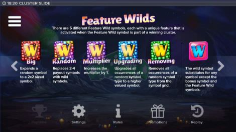 Feature Wilds